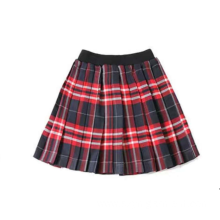 Girls school uniform- skirt