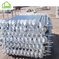 No dig solar foundation manufactory ground screw