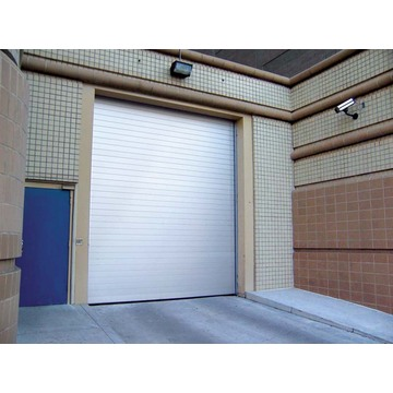 Stainless Steel Fast Hard Roll Up Door