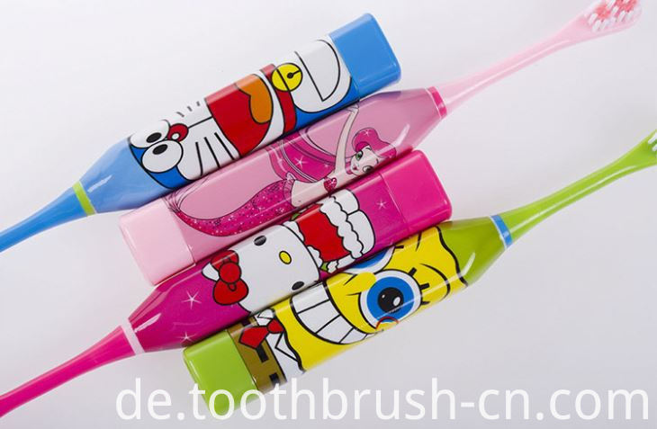 Sonic Vibration Electric Toothbrush