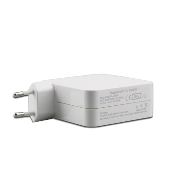 Replacement PD 30W Type-C MacBook Charger EU Plug