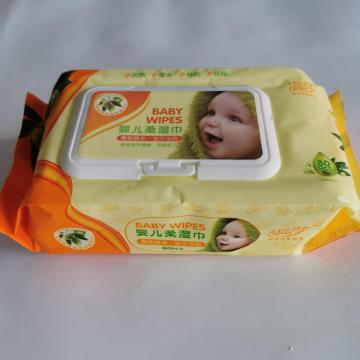 Top Quality Direct Supply Disposable Bamboo Wipes