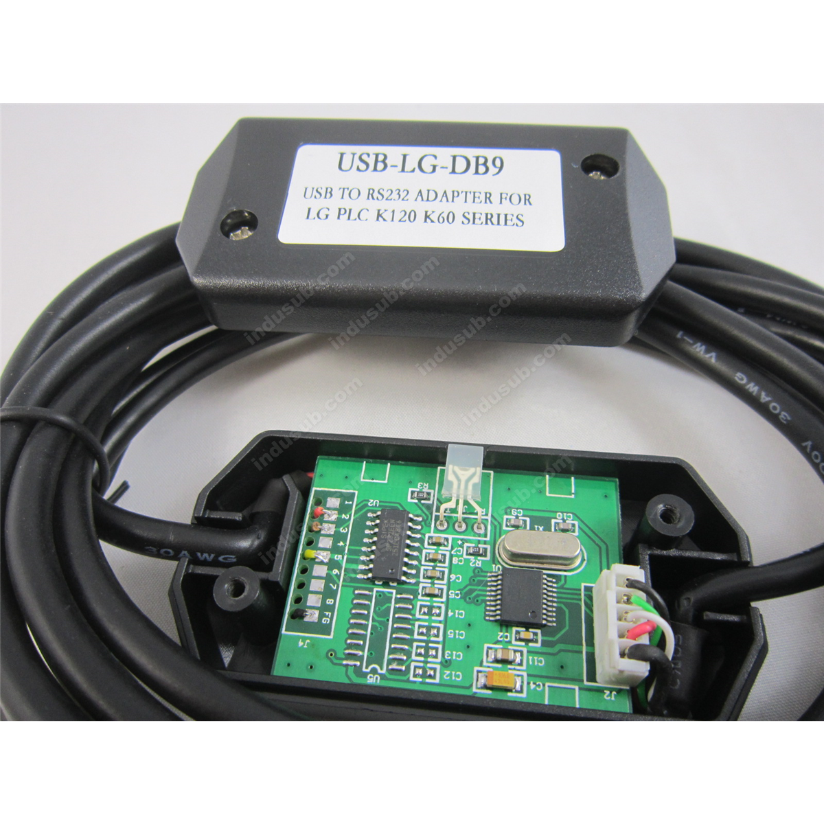 USB-LG Touch Screen Series RS232 Touch Screen PLC programming cable HMI Electronic Data Systems