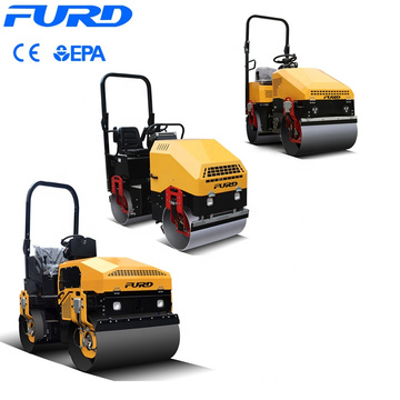 Special Design Small Tandem Roller Compactor