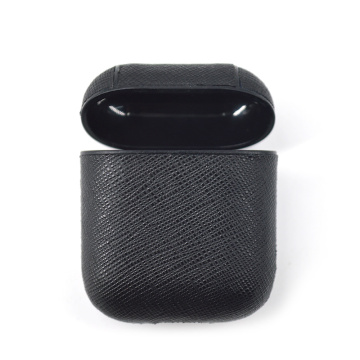 Fashion Design Leather for Airpods Case Cover