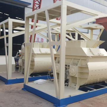 1m3 self loading stationary type concrete mixer Guyana