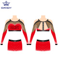 Mesh All Star Cheerleaders Clothing