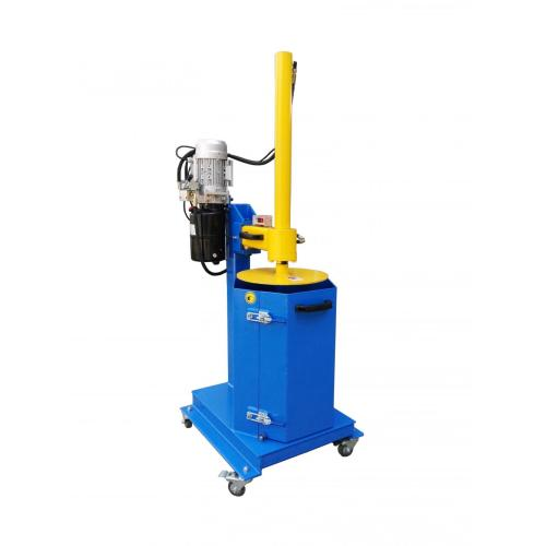 Customized hydraulic baler machine with factory suppy