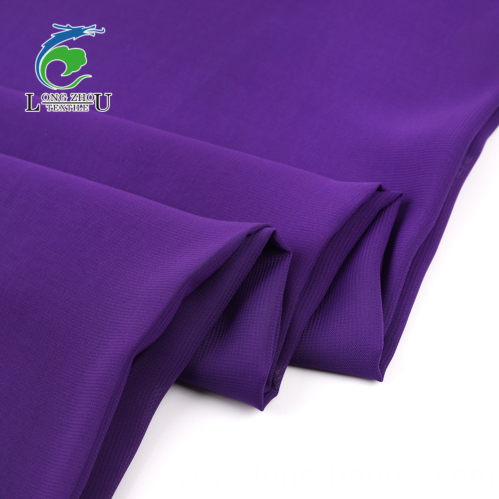 100D Chiffon PD 1800 Twist Fabric