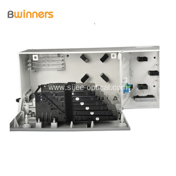 48 Fibers Outdoor Fiber Optic Distribution Cabinet