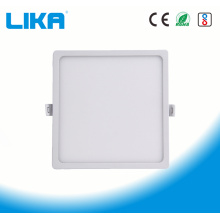 15W Integrated Rimless Square Concealed Mounted Panel Light