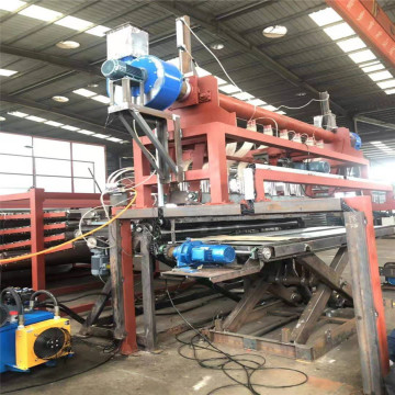Hydraulic Press Veneer Roller Dryer Core Veneer Drying