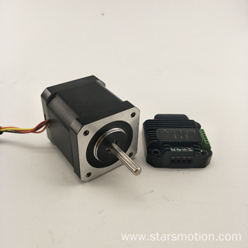 Miniature Stepper Motors Actuation