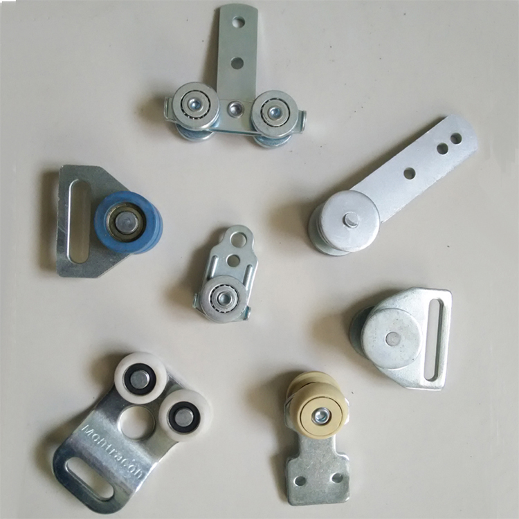 Sliding Rail Pully Rollers for Curtain Sider Van Boxes