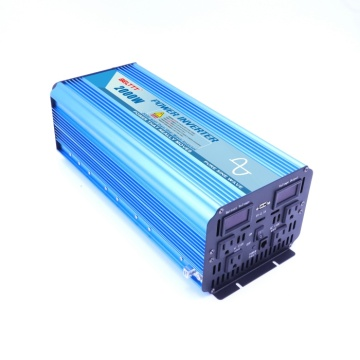 Best Price 2000 Watt Remote Control Power Inverter