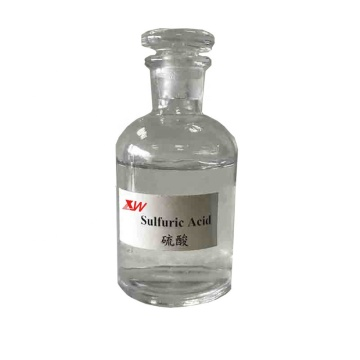 98% High Purity Sulfuric Acid