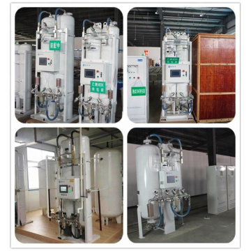 Containerized PSA Oxygen Cylinder Filling Plant