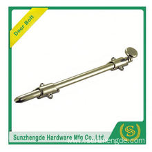 SDB-016BR 2016 New Model Antique Brass Connector All-Round Bolt Snaps Door Bolts Price