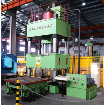 500T Servo four column Hydraulic Press