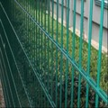 pvc coated 8/6/8 double mesh fence