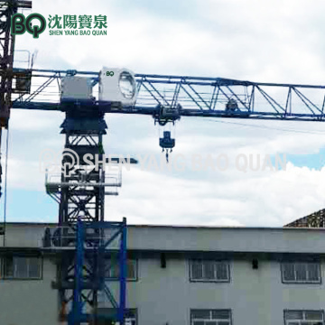 BQ GHP7524-12 Flat Top Tower Crane