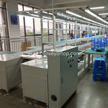 Customized Automatic Double Speed Chain Assembly Line