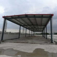 Prefab Steel Structure Garage Design 40x60 steel building