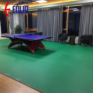 ITTF Table-tennis sports floor Ping-Pang ball court floor