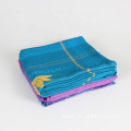 Jacquard Airline Modacrylic Airplane Blanket