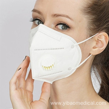 Disposable Face Mask KN95 Earloop Nonwoven