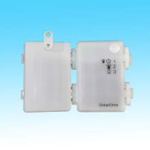 Chepa White Waterproof 3AA Batteriekasten