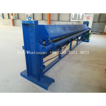 4m Steel Panel Shearing Machine