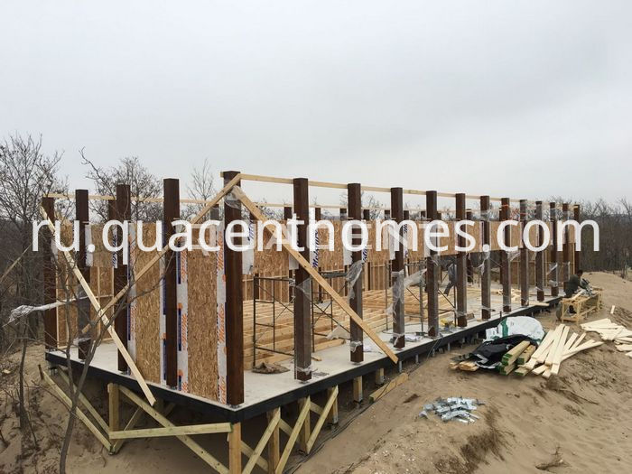 Glulam Tourism Project