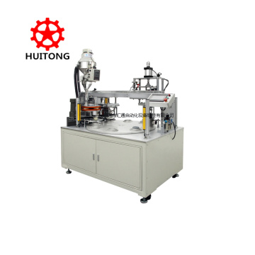 Automatic N95 Cup Mask Valve  Machine