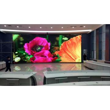 Popular sell indoor   flexible led screen