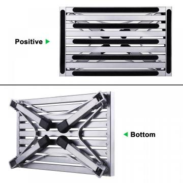 step stable  aluminum ladder
