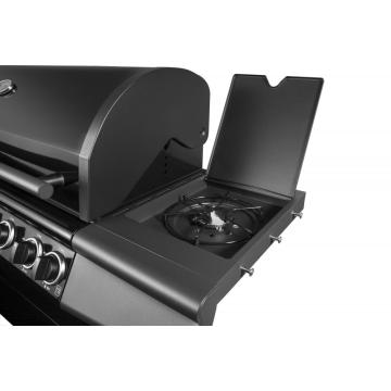 6 Burner Cart Style Gas Grill