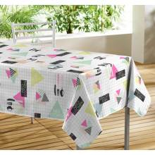 Rectangle Cutting Edge Tablecloth