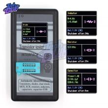 1.8 Inch TFT LCD M328 Transistor Tester Diode Triode Check Capacitance ESR Meter Digital Multimeter Instruments Tools MOS
