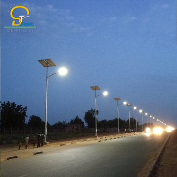 8M Pole 80W Led Solar Street Light