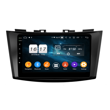 Klyde SWIFT 2012 Android Auto Navigatioun