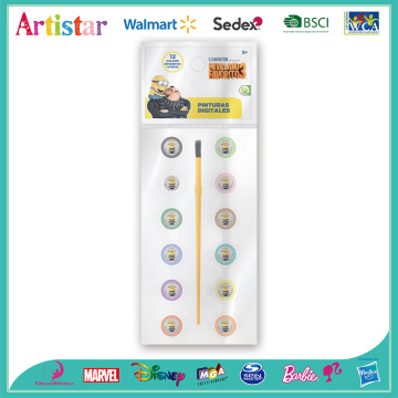 MINIONS connecting paint set