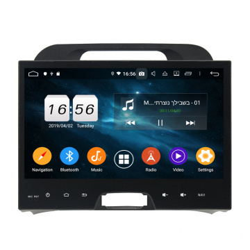 car navigation for Sportage 2010-2012