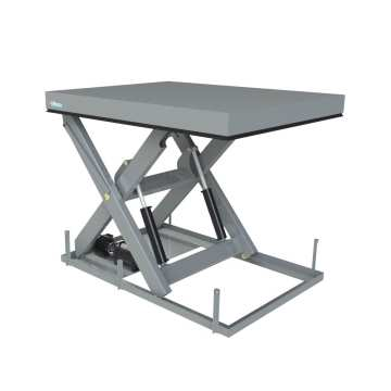 Hydraulic Loading Dock Tables