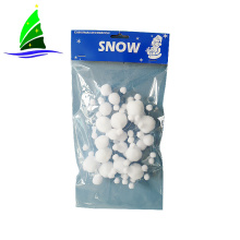decoration artificial snow instant snow