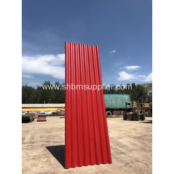 Heat Insulation Mgo Roofing Sheet