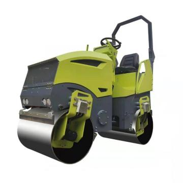 CE certified road roller compactor with diesel engine