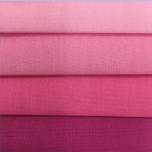 Polyester Cotton Plain Dyed Fabric