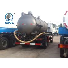 SINOTRUK HOWO 336hp Sewage Suction Truck