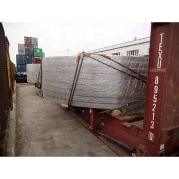 5.0MW Offshore Wind Power Single Pile Foundation Flange